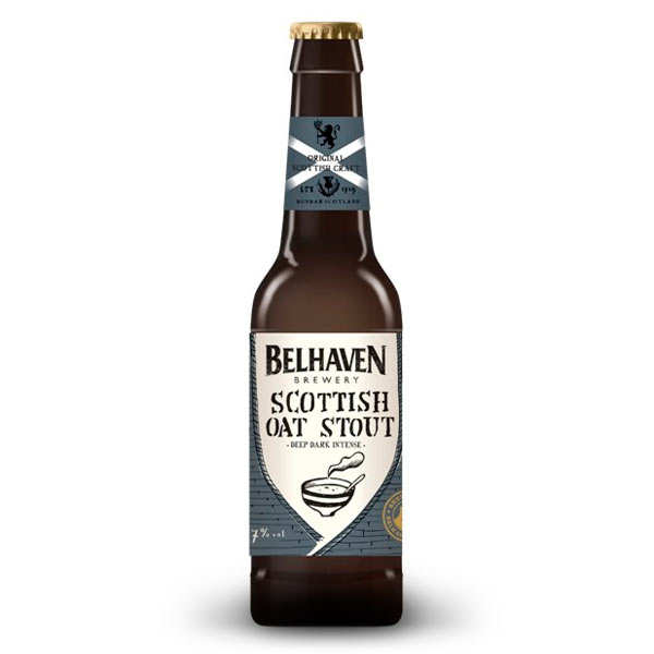 Belhaven Scottish Oat Stout 7%