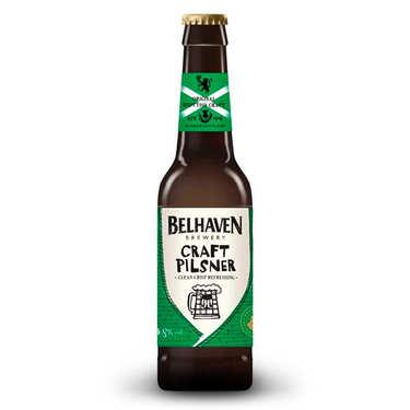 Belhaven Craft Pilsner - Bière écossaise 4.8%