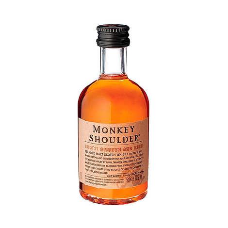 William Grant & Sons - Monkey Shoulder - Mignonnette de whisky 5cl