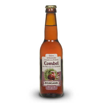 Brasserie Bourganel - Combel - Chestnut Beer from Ardeche 5%