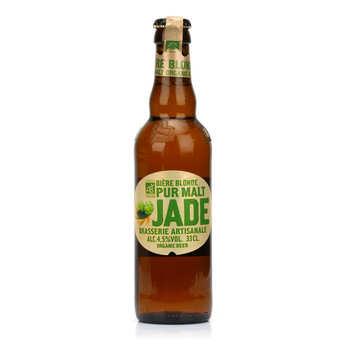 Brasserie Castelain - La Jade - Bière blonde bio pur malt 4.5%