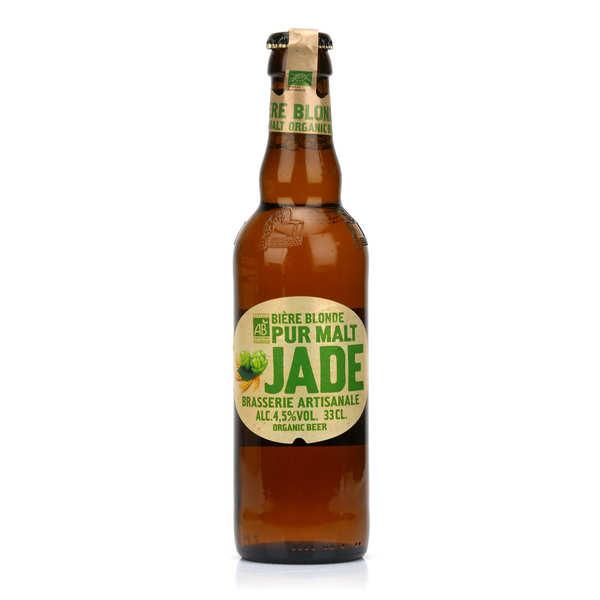 La Jade - Bière blonde bio pur malt 4.5%