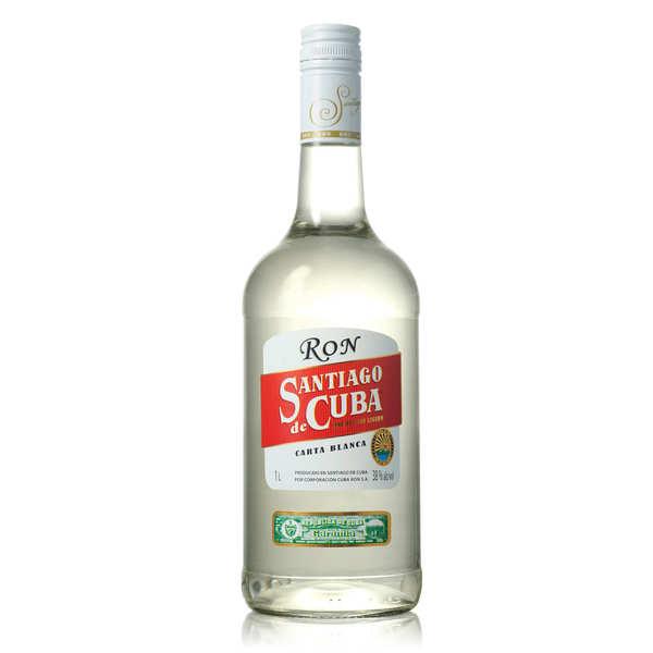 Rum Carta Blanca- Santiago de Cuba 38%