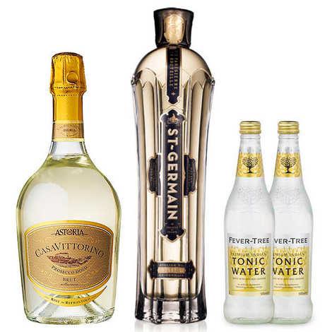 - French spritz cocktail kit