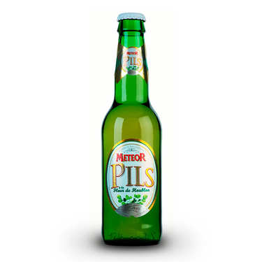 Meteor Pils - Beer from Alsace 5%