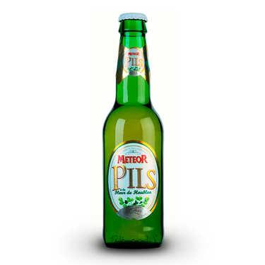 Meteor Pils - Bière blonde d'Alsace 5%