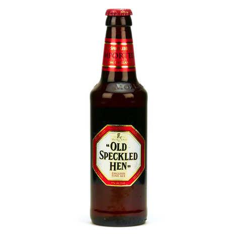Greene King Brewery - Morland - Old Speckled Hen - Bière ambrée d'Angleterre 5%