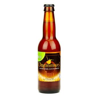 Brasserie Britt - Dremmwel - Bière Bretonne Bio 7.7%