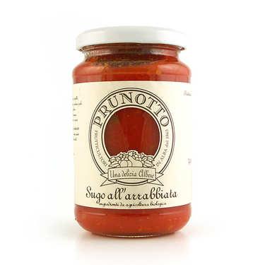 Sauce Arrabbiata bio (Sugo all'Arrabbiata)