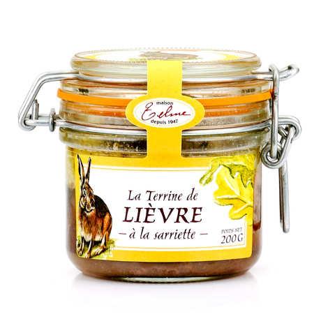 Maison Telme - Hare Terrine with Savory