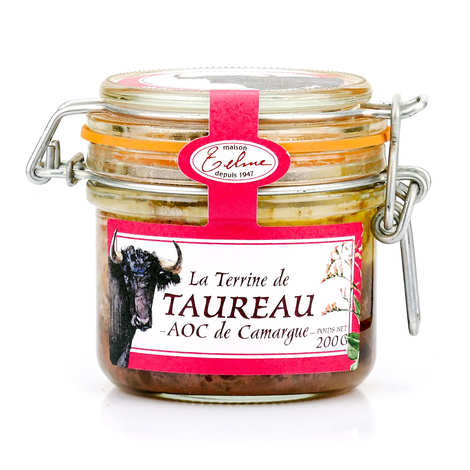 Maison Telme - Bull Terrine from Camargue