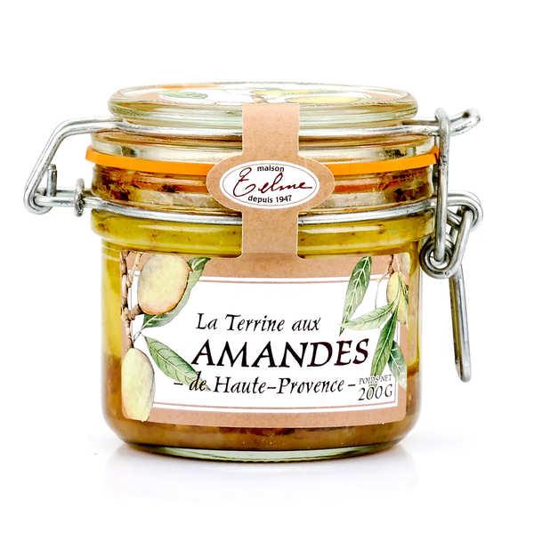 Terrine de porc aux amandes de Provence