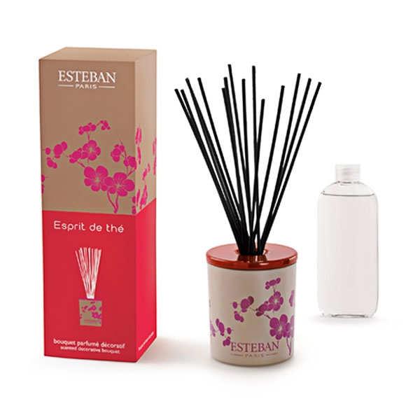 Bouquet parfumé décoratif - Esprit de thé
