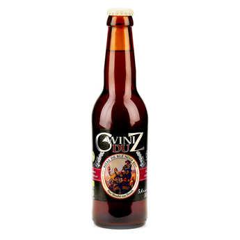 Brasserie Britt - Gwiniz Du - Organic Beer from Brittany 5.4%