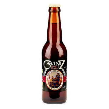Gwiniz Du - Organic Beer from Brittany 5.4%
