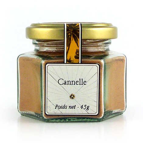 - Cannelle moulue