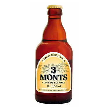 3 Monts - Bière de Flandre 8,5%