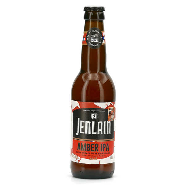Jenlain - Amber Beer from North of France 7.5%