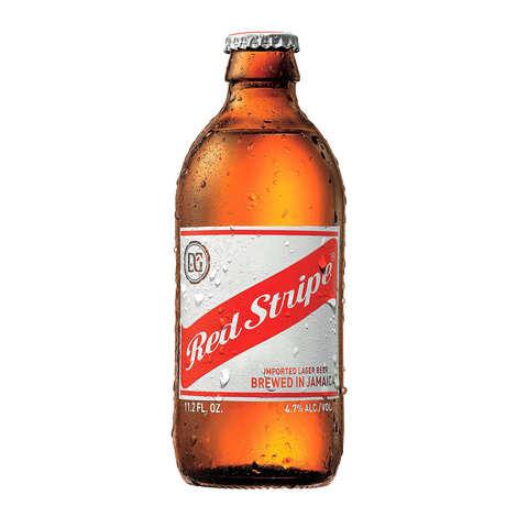 Desnoes and Geddes - Red Stripe - Bière blonde de Jamaïque 4.7%