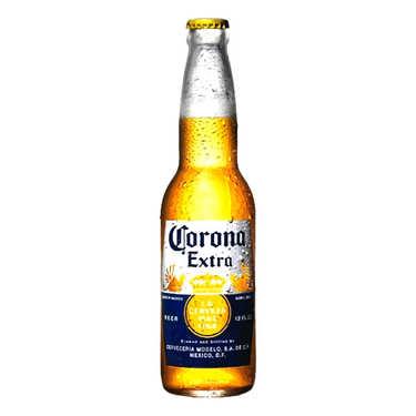 Corona Extra - Bière blonde mexicaine - 4.5%