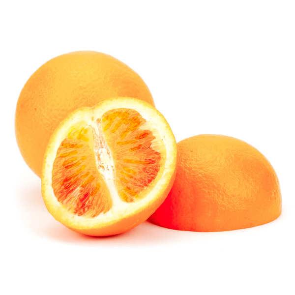 Oranges sanguines  bio - variété sanguinelli