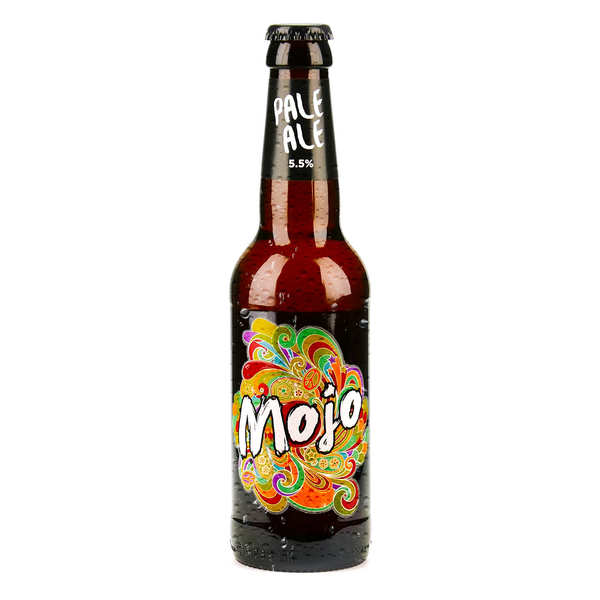Mojo - Beer from England 5.5%