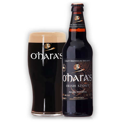 Carlow Brewing Company - O'Hara's Irish Stout - Bière irlandaise stout 4.3%