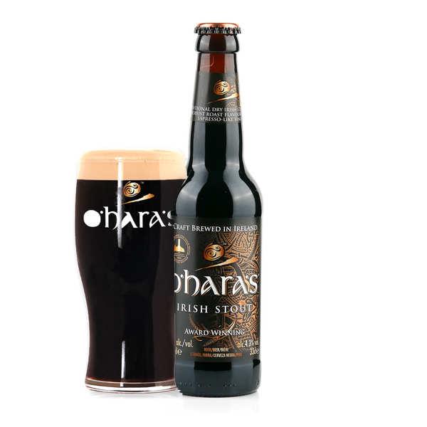 O'Hara's Irish Stout - Bière irlandaise stout 4.3%
