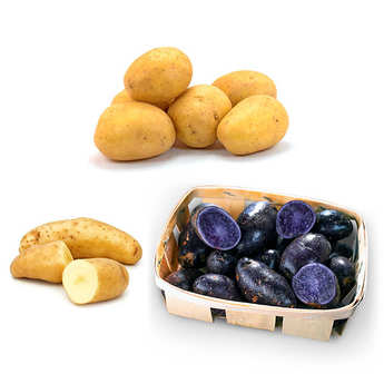 - Organic Potatoes Discovery Offer