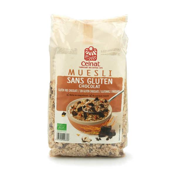 Organic and Gluten-Free Chocolate Muesli