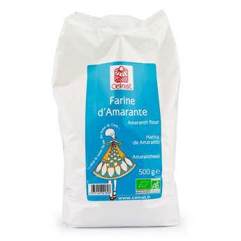 Celnat - Organic Amaranth flour