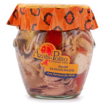 Azaïs-Polito - Salade de petit poulpe