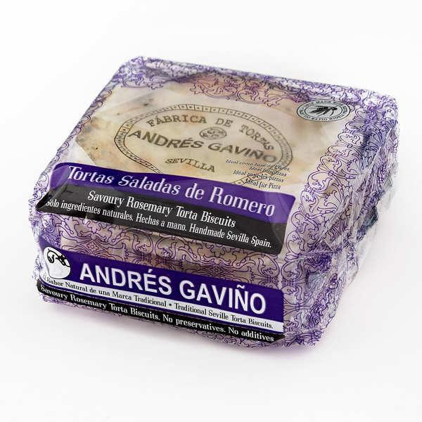 Rosmary Biscuits - Tortas saladas de romero - Seville