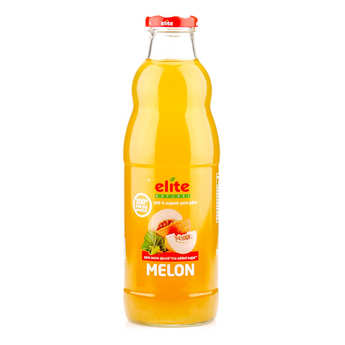 Elite Naturel - Pur jus de melon bio