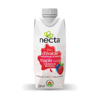 Necta - Organic Maple Water with Cranberry and Blueberry