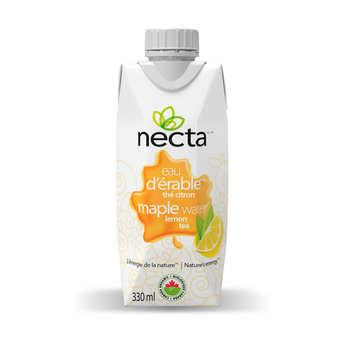 Necta - Eau d'érable thé citron bio