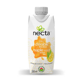 Necta - Organic Maple Water with Tea and Lemon