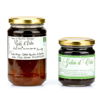 Estelle et Morgan Clermon - Nettle Jelly from Cévennes