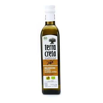 Terra Creta - Huile d'olive vierge extra de Crète BIO