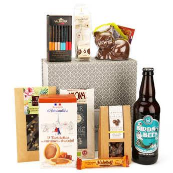 - Box découverte chocolatée (mars)