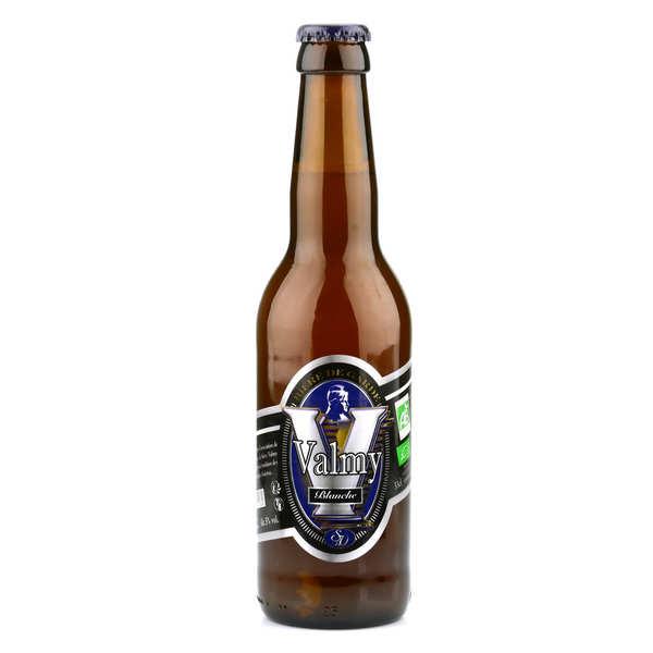 Bière Valmy blanche bio 5%