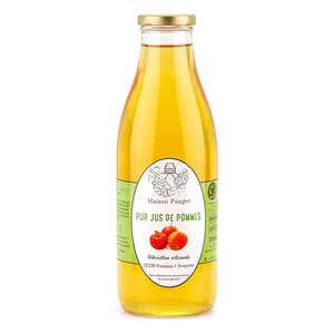 Les Côteaux de Pruines - Pur jus de pommes de l'Aveyron