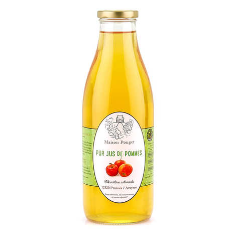 Maison Pouget - Apple juice from Aveyron