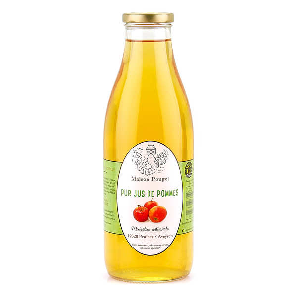 Apple juice from Aveyron