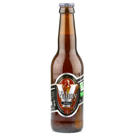 Brasserie d'Orgemont - Bière Valmy ambrée bio 6%