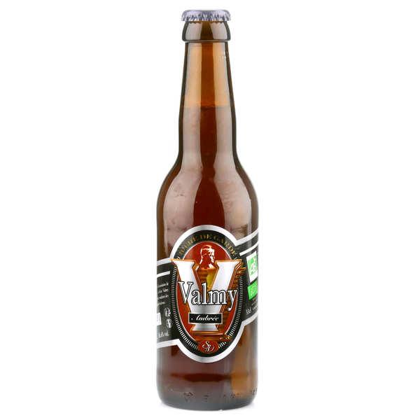 Bière Valmy ambrée bio 6%