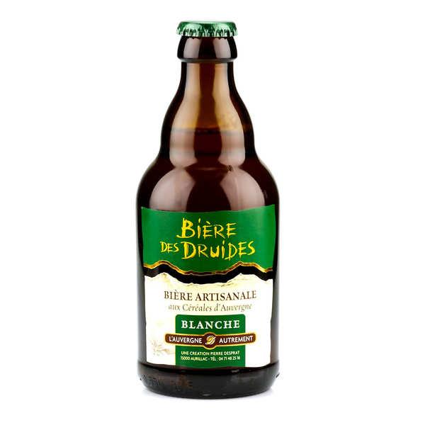 Bière blanche d'Auvergne - Druides (Verveine) 4.9%