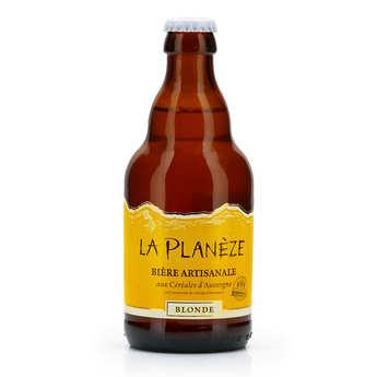 L'Auvergne Autrement - Bière blonde d'Auvergne - La Planèze (Lentille de St Flour) 5%