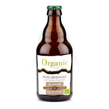 Organic Lager Beer from Auvergne 5%