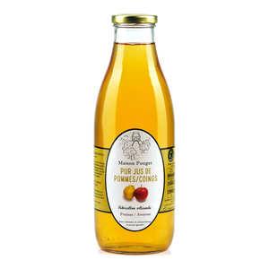 Les Côteaux de Pruines - Apple and quince juice